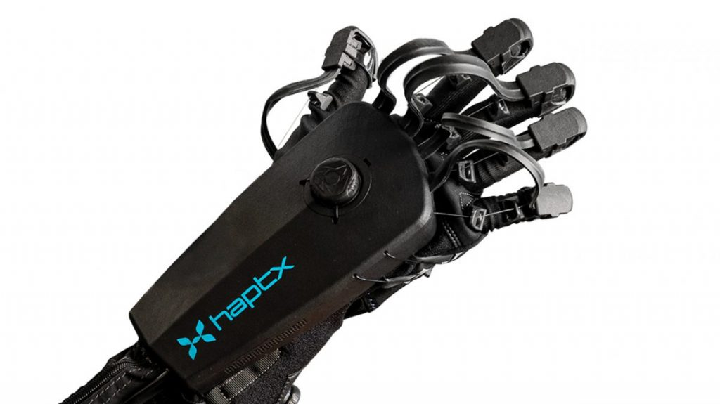 HatpX Virtual Reality Gloves