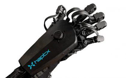 HatpX Virtual Reality Gloves
